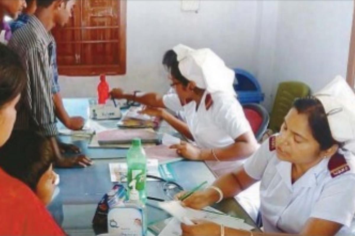 Harirampur, rural hospital, health department, Block Medical Officer, South Dinajpur