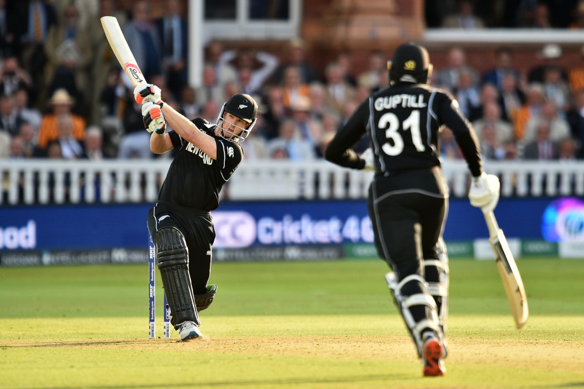 'Don't take up sport': Neesham advises kids after New Zealand lose to England in World Cup fina