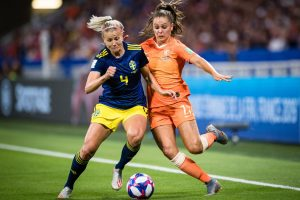 2019 FIFA Women's World Cup: Netherlands top Sweden 1-0, to face US in final