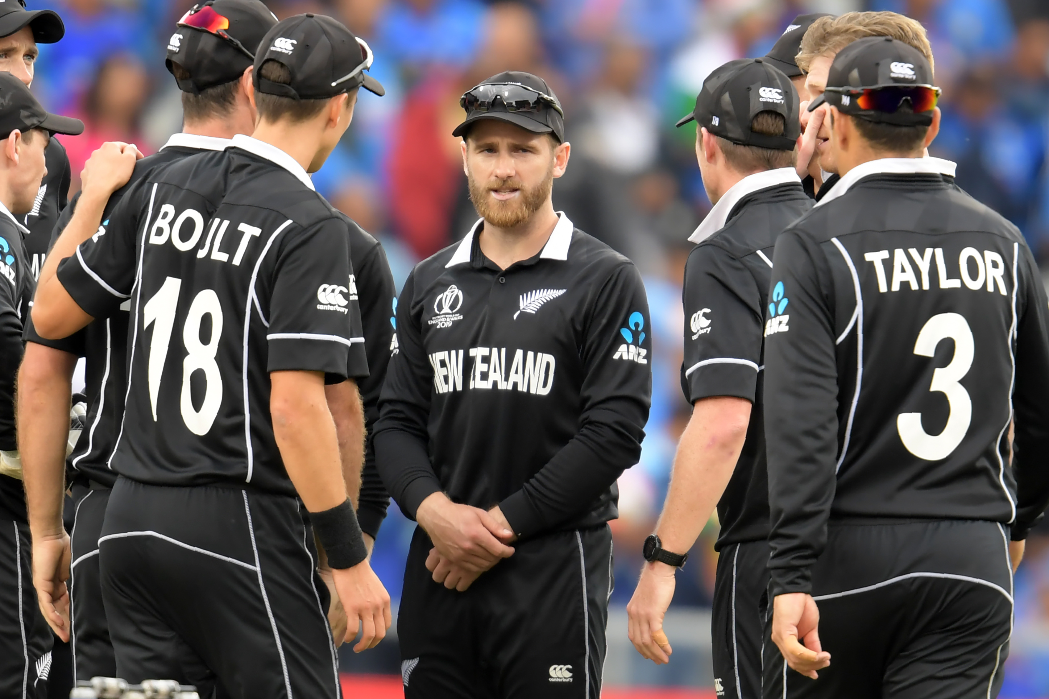 ICC Cricket World Cup 2019 final: New Zealand opt to bat against England