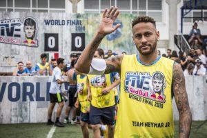 Stage set for Neymar Jr's Five World Final