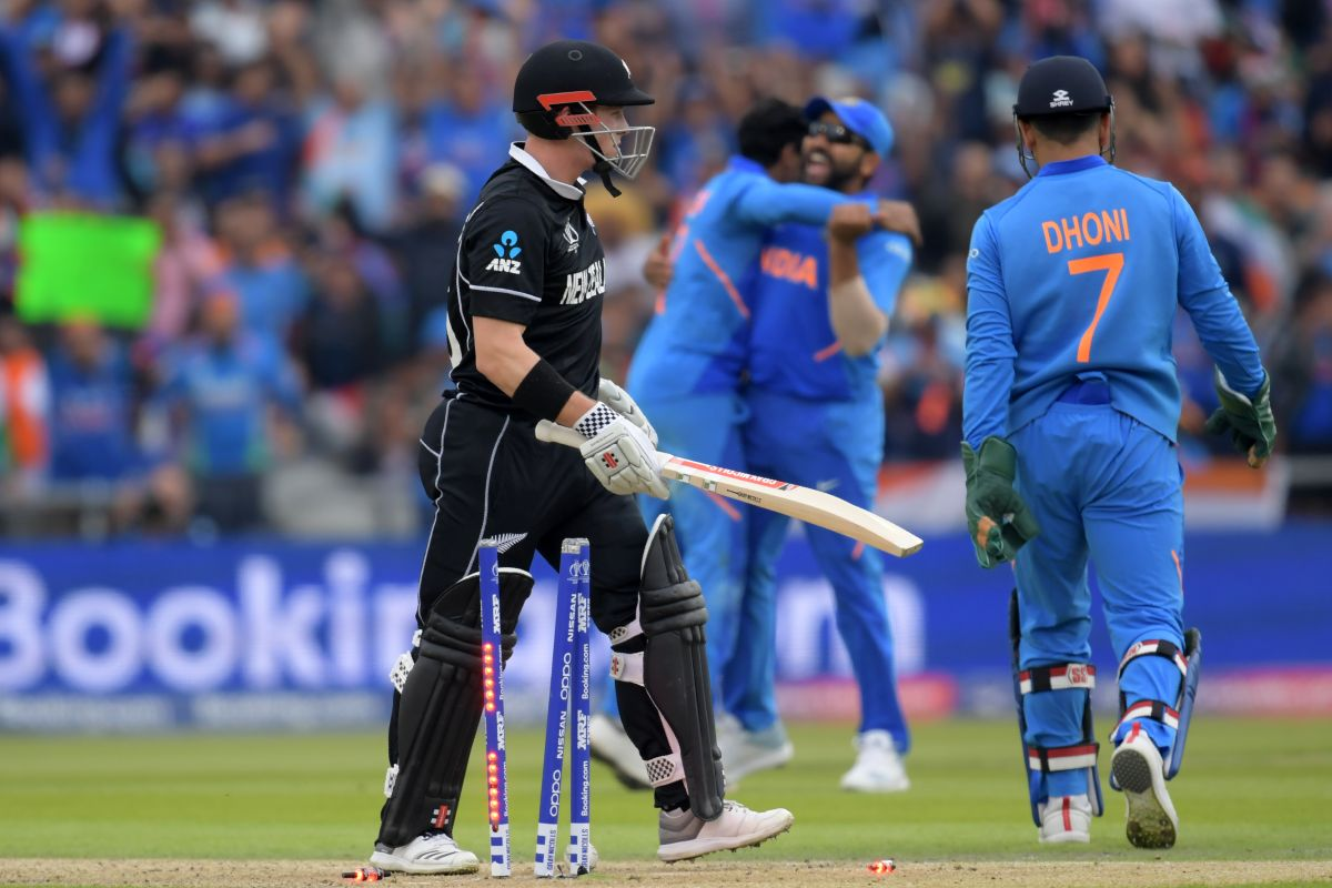 Cricket World Cup 2019 Ind V Nz New