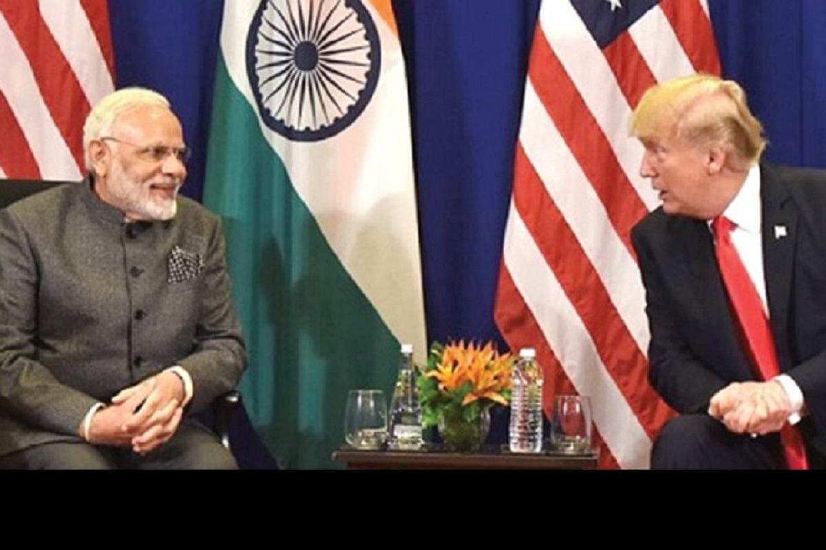 A talk with Mr Trump, New Delhi, Washington, Donald Trump, Narendra Modi
