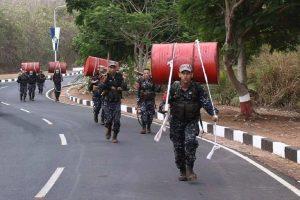 The impact of enhanced ammunition reserves