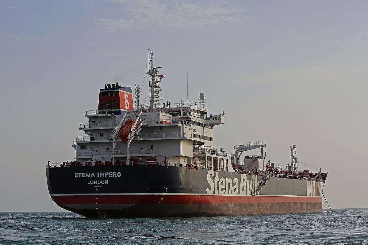 Maritime hostage, Strait of Hormuz, Iran, Stena Impero, United Kingdom, Brexit