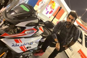 Omar Al Mohammed clears speculation around endorsement deal