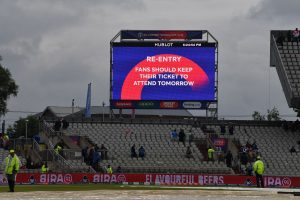 World Cup Semifinal 2019 Ind v NZ: New Zealand to resume on 211/5 on Wednesday
