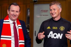 Manchester United coach Solskjaer denies receiving offers for Pogba