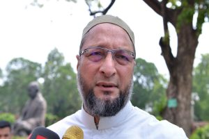 Asaduddin Owaisi seeks legislation to curb mob lynching