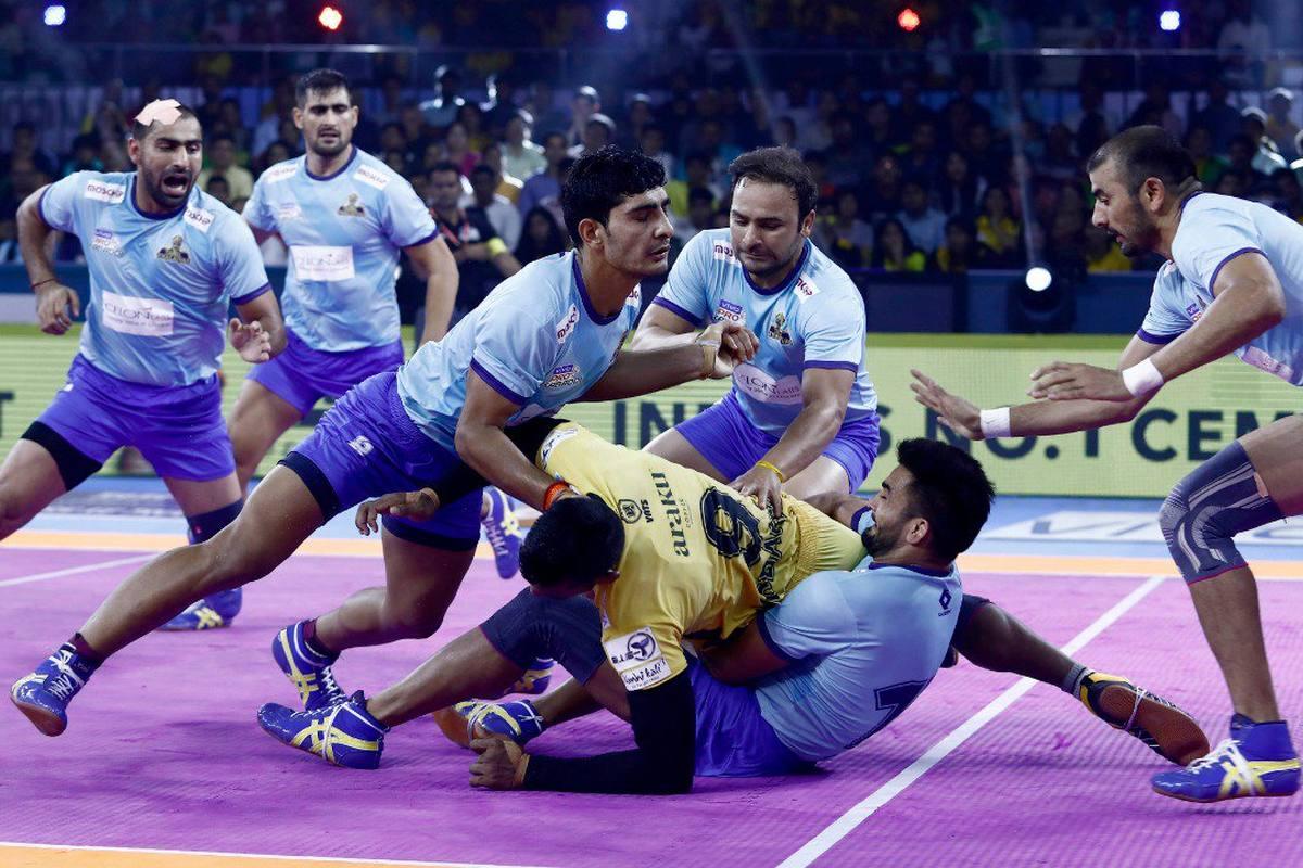 Tamil Thalaivas, Telugu Titans, Rahul Chaudhry, Manjeet Chillar, Pro Kabaddi League Season 7,