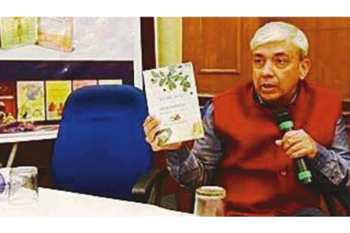 Dr Partha Banerjee, RSS, West Bengal, New York City,