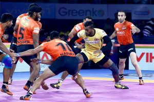 PKL 7: Telugu Titans go down to U Mumba in season opener
