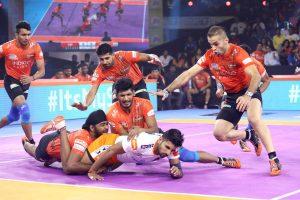 PKL 7: U Mumba beat Puneri Paltan 33-23