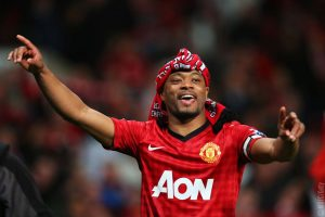Former Manchester United defender Patrice Evra announces retirement