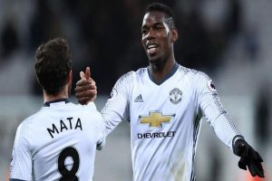 As a team-mate and a friend I would like Pogba to stay: Juan Mata