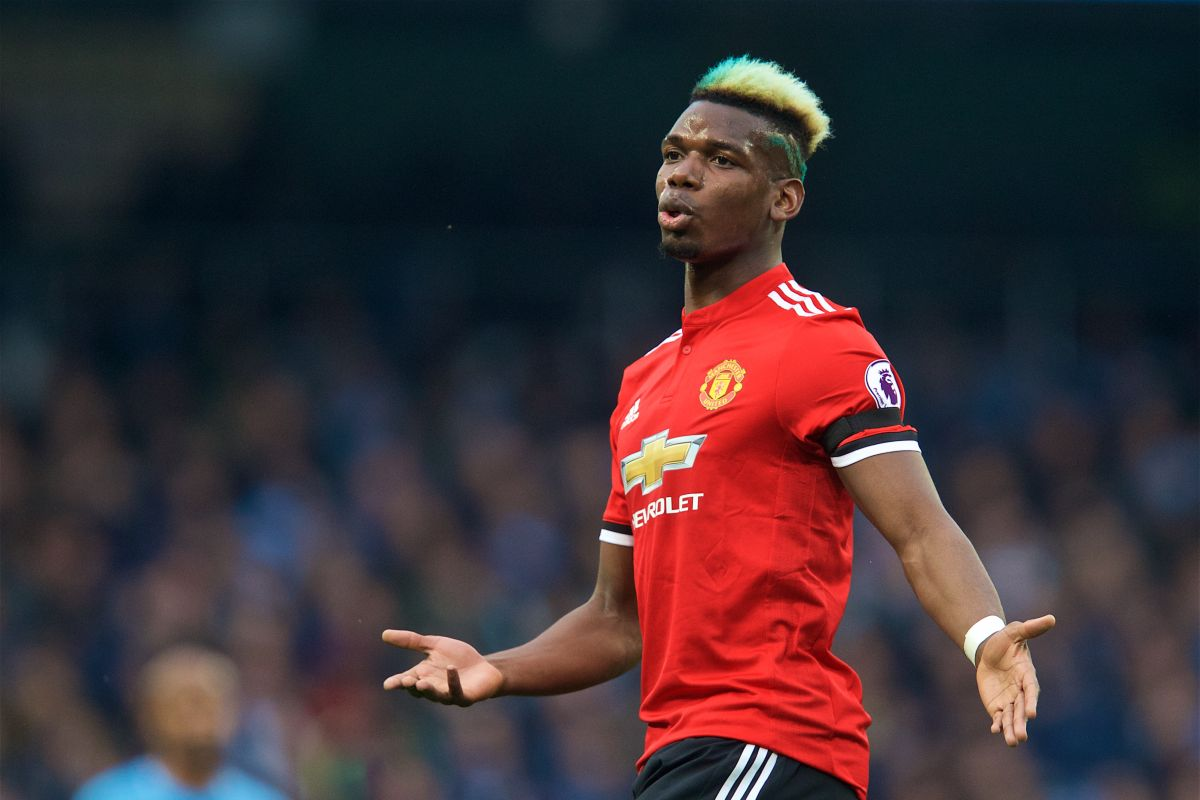Man Utd hero Robson urges Pogba to focus on football