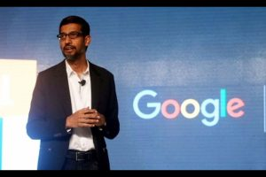 Making privacy controls more easily accessible: Google CEO