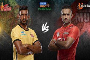 Pro Kabaddi Lague 2019: Hosts Telugu Titans to face U Mumba