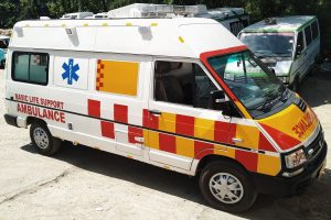 108 National Ambulance Service gives new lease of life