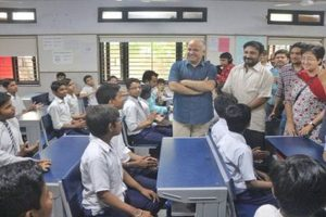 Anand Kumar to conduct virtual class for Delhi government students