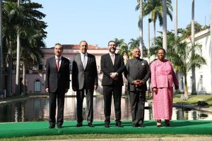 BRICS nations call for comprehensive global approach to combat terror