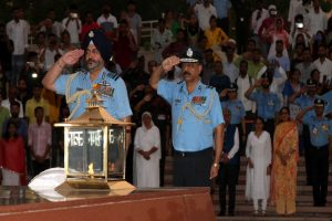 National War Memorial: MoD decides to honour next of kin of martyrs