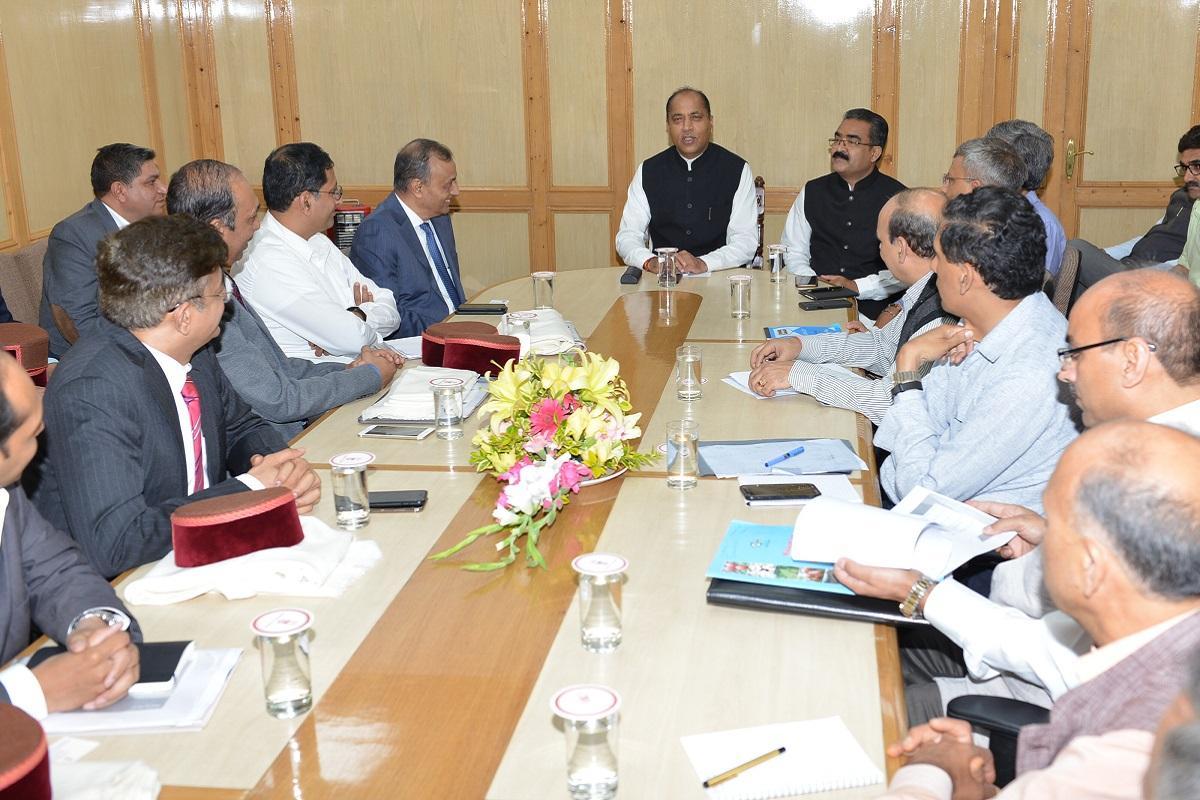Reliance Industries, HP, Shimla, Himachal Pradesh, Reliance, Jai Ram Thakur, Mukesh Ambani, Himachal