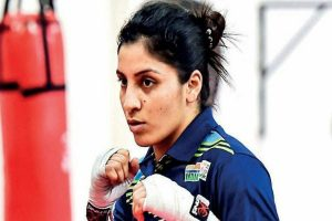 Punjab girl bags boxing Gold in Indonesia