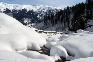 Heavy snow on mountain passes in July bring cheers in Himachal