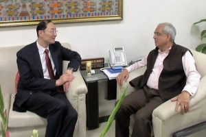 Ties with India surging forward like Yangtze River, Ganges: Chinese envoy