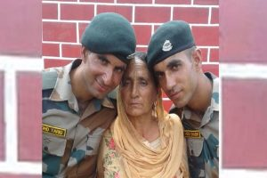 A year after his killing by terrorists, two younger brothers of Rifleman Aurangzeb join Indian Army
