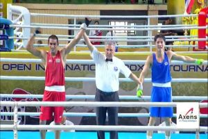 Himachal boxer wins gold in international boxing event in Thailand