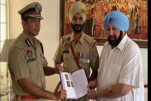 Punjab mulls one-rank promotion policy for gallantry award winners