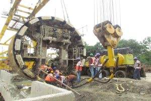 E-W metro: Tunnelling work resumes at Bowbazar