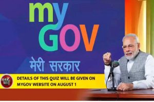 Modi proposes quiz contest for school children, winners to witness landing of moon rover from ISRO
