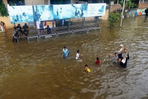 Rains return to Mumbai after hiatus; airport ops hit briefly