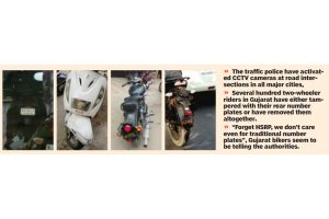 'Ram' , 'Dwarkesh' okay for number plates in Gujarat