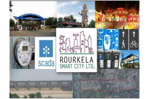 Project report made final for Rourkela Smart City