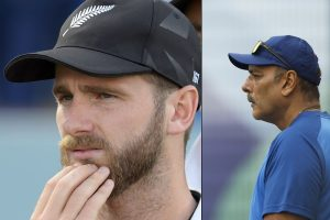Ravi Shastri hails Kane Williamson's composure after World Cup defeat
