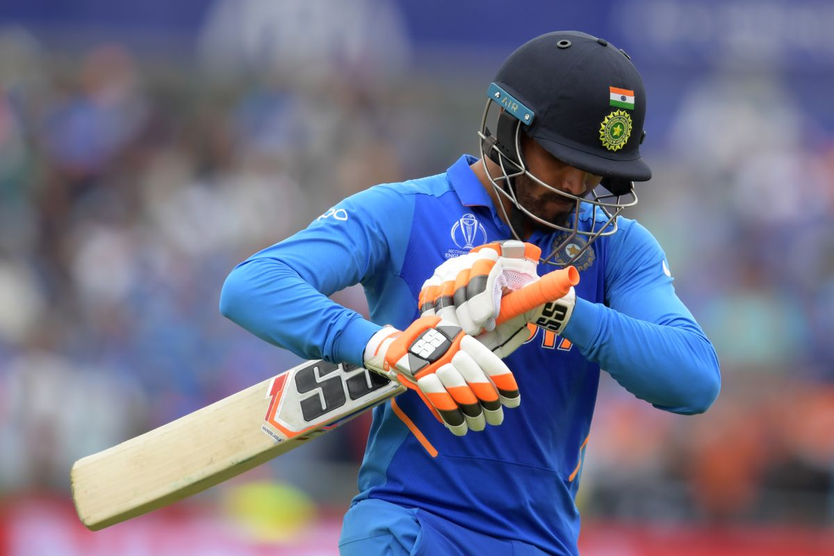 Ravindra Jadeja, New Zealand, MS Dhoni, ICC Cricket World Cup 2019,