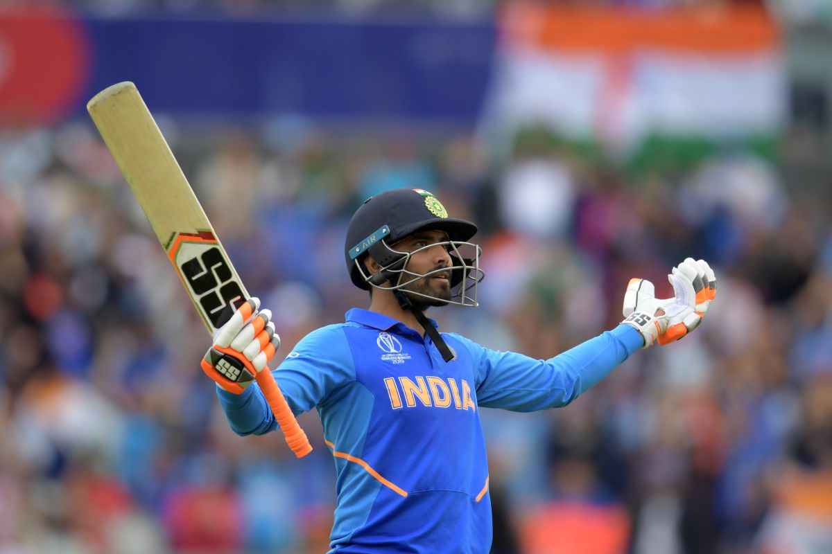 Ravindra Jadeja, Maharaja Jamsaheb, New Zealand, India, World Cup,