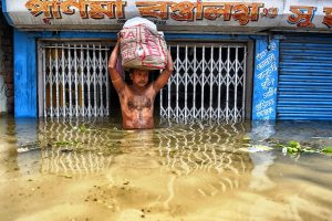 River water inundates Islampur villages