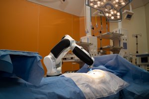 ISIC introduces robotic surgery