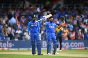 CWC 2019: KL Rahul, Rohit Sharma's ton help India outplay Sri Lanka by 7 wickets