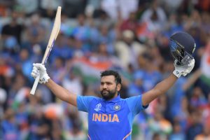 ICC Cricket World Cup: Rohit 27 runs away from biggest record