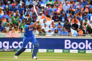 CWC 2019: Rohit Sharma's ton help India post 314 against Bangladesh