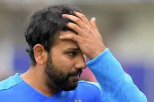 Cricket World Cup 2019: Despite India's semifinal exit, Rohit on top