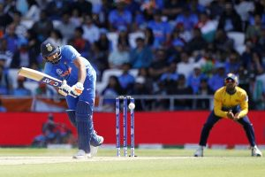 Important to focus on game rather than occasion: Rohit Sharma