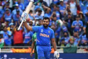 Rohit Sharma becomes only Indian with 4 centuries in one World Cup, 2nd overall