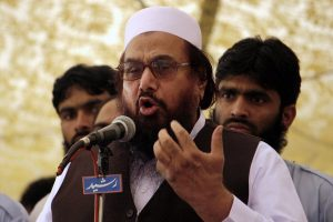 Pak books Mumbai attack plotter Hafiz Saeed, 12 others for 'terror financing' in 23 cases